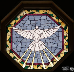 Custom Stained Glass Church